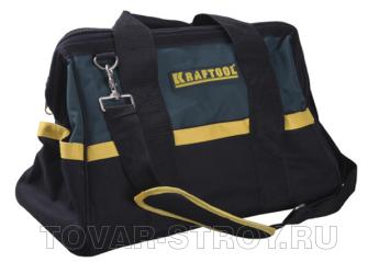 Описание сумки для инструмента KRAFTOOL.  Главная.