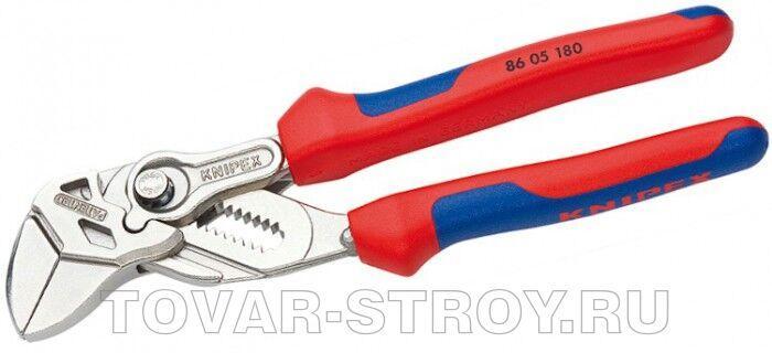 Клещи переставные-гаечный ключ Knipex 250 мм.