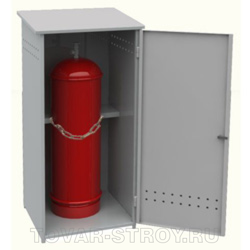 Ящик для газового баллона фото