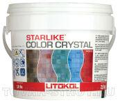 STARLIKE COLOR CRYSTAL. C.351 Rosso Pompei 2.5 кг