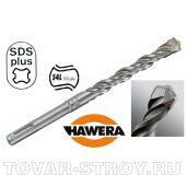 Бур SDS plus HAWERA 7х165/100 мм
