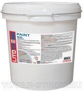 LITOTHERM Paint Sil белый 20 кг